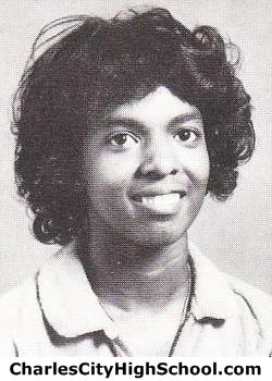 Debra Jones yearbook picture