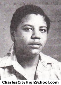 Donnie Jones yearbook picture