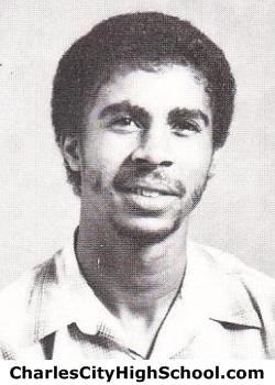 Douglas Jones yearbook picture