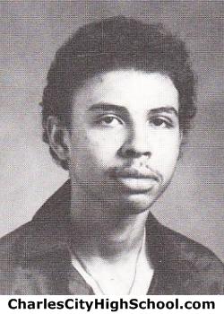 Joseph Jones yearbook picture