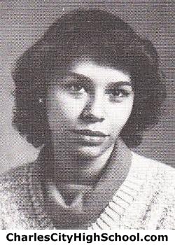 Brenda Keeton yearbook picture