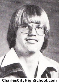 Irving Martin yearbook picture