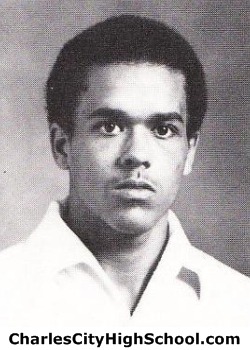 Beverly Miles yearbook picture