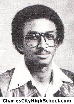 Kenneth Miles yearbook picture