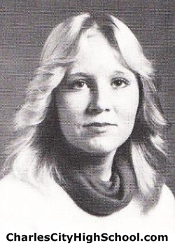 Johnnie Overman yearbook picture