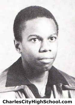 Norman Randolph yearbook picture