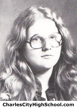 Cynthia Smith yearbook picture