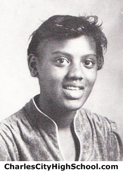 Diane Smith yearbook picture
