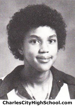 Tanya Tyler yearbook picture