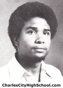 Leonard Williams yearbook picture