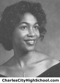 Eleanor Bradby yearbook picture