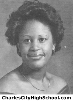 Michelle Jefferson yearbook picture