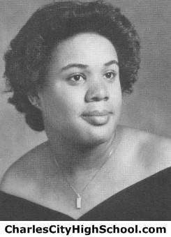 Pamela Jones yearbook picture