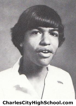 Elvis Adkins yearbook picture