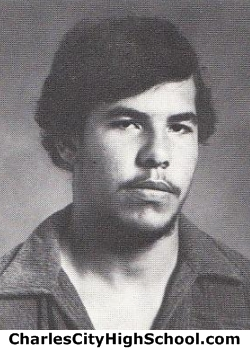 Greg Adkins yearbook picture