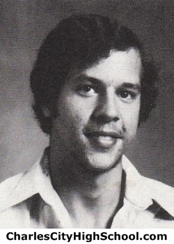 Michael Adkins yearbook picture