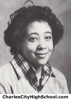 Carissa Brown yearbook picture