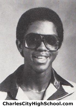 Alverse Carter yearbook picture