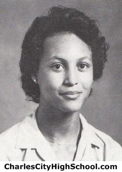 Valerie Cotman yearbook picture