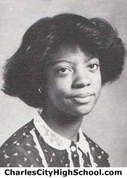 Kimberly Crump yearbook picture