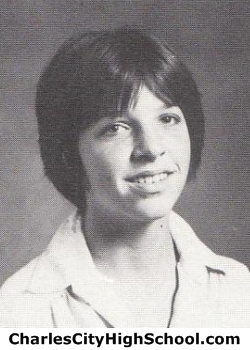Joanne Fenton yearbook picture