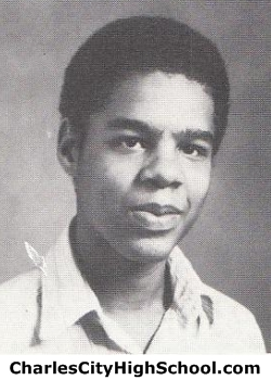 Andre Fields yearbook picture