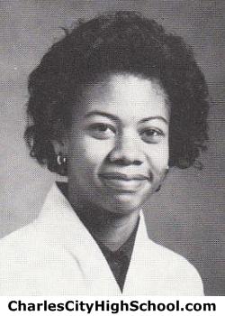Karen Funn yearbook picture