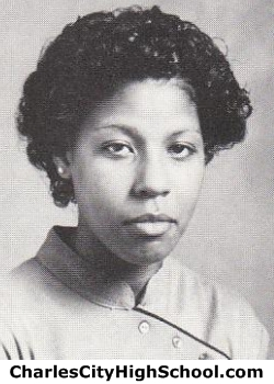Lois Green yearbook picture