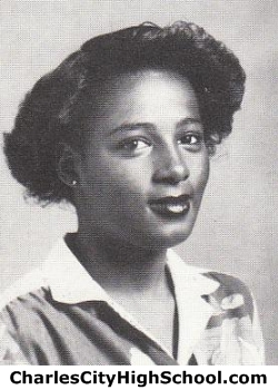 Darlene Jackson yearbook picture