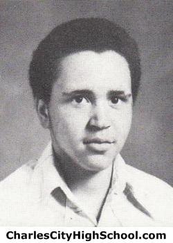 Mark Jones yearbook picture