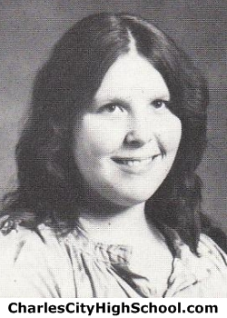Melody Kendall yearbook picture