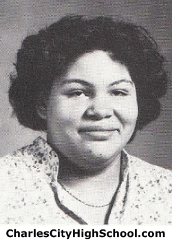 Lisa Miles yearbook picture