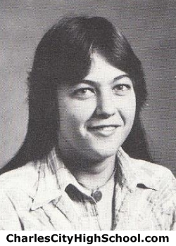 Betty Reynolds yearbook picture