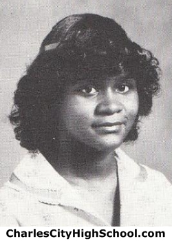 Lynette Tyler yearbook picture