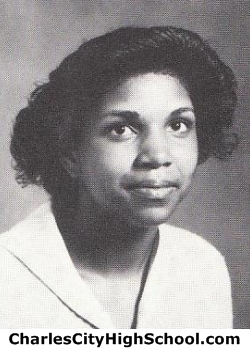 Monica Tyler yearbook picture