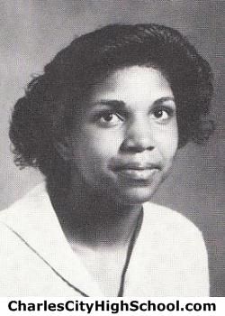 Monica Tyler yearbook picture