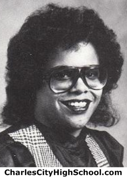 Donna Roberts yearbook picture