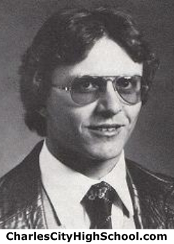 David Wyncoop yearbook picture