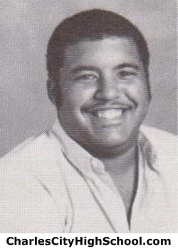 Marcus Adkins yearbook picture