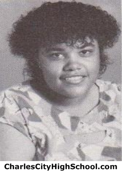 Patricia Bowman yearbook picture