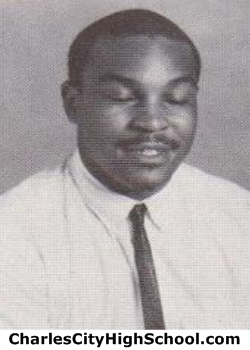 Kennell Bradsby yearbook picture