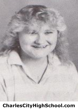 Wendy Byington yearbook picture