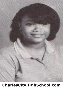 Shannon Hatchett yearbook picture