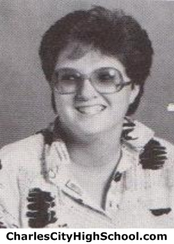 Jennifer Haynes yearbook picture