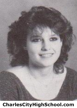 Mary Kirby yearbook picture