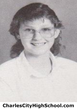 Bonnie Lukowsky yearbook picture