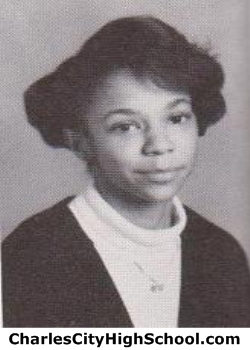 Tiffany Quivers yearbook picture