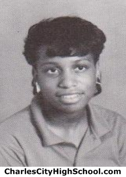 Tracy Rolland yearbook picture