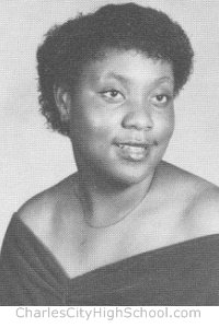 Dorothy Brown yearbook picture