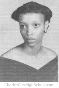 Nina Edwards yearbook picture